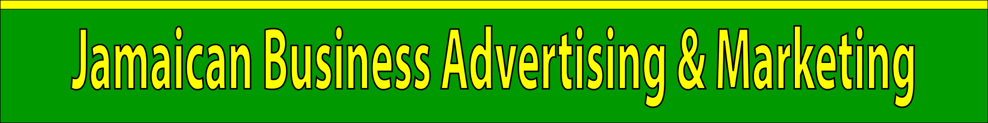Jamaican Business Advertising & Marketing